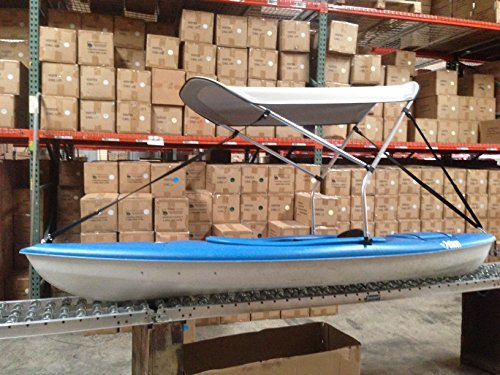 NEW VORTEX CANOE/KAYAK BIMINI TOP / SUN SHADE