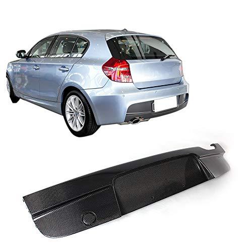 (MCARCAR KIT For BMW 1 Series E87 116i 118i 120i 130i M-tech M-Sport 2007-2012 Factory Customized CNC Moulding Carbon Fiber Rear Bumper Lip Diffuser)
