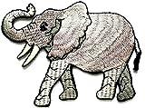 Nipitshop Patches Mammoth Elephant Zoo Safari