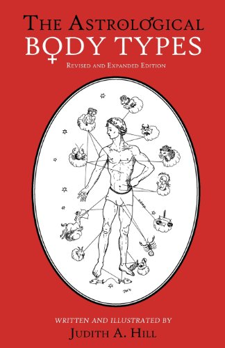 The Astrological Body Types Face, Form and Expression (Revised and Expanded - Of Faces Type
