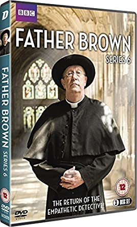 Father Brown Series 6 Official Uk Release Dvd Amazon Co Uk