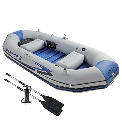 (The Excellent Quality Mariner 3 Boat Set)