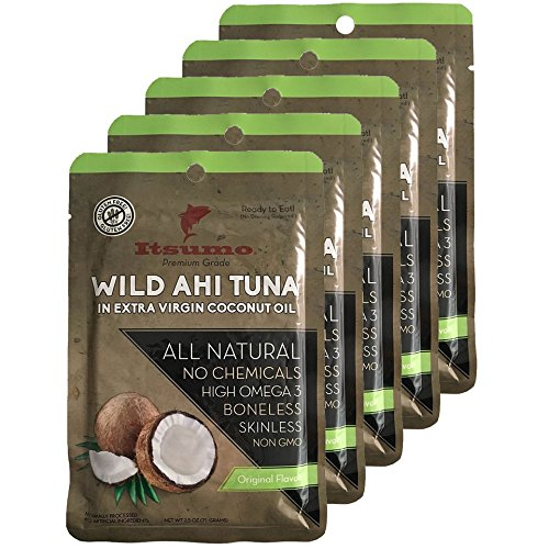 Itsumo Extra Virgin Coconut Packs product image