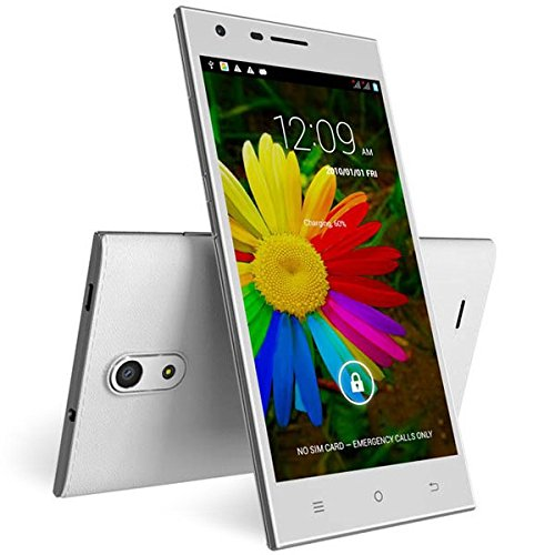 5.0 inch CUBOT S308 Android 4.4 3G Smartphone MTK6582 1.3GHz Quad Core 2GB RAM 16GB ROM HD IPS Screen 13.0MP Camera by ZDOO