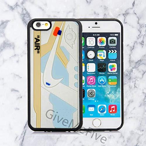 super popular 99205 66247 Amazon.com: Off-White Case, Plaid Moose on Chalkboard Phone Case ...