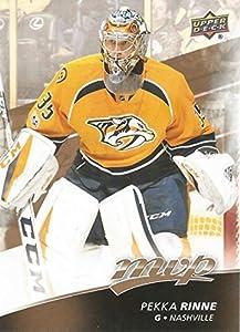 2017-18 Upper Deck MVP #103 Pekka Rinne Nashville Predators