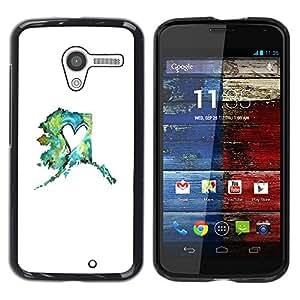 All Phone Most Case / Hard PC Metal piece Shell Slim Cover Protective Case Carcasa Funda Caso de protección para Motorola Moto X 1 1st GEN I XT1058 XT1053 XT1052 XT1056 XT1060 XT1055 heart s