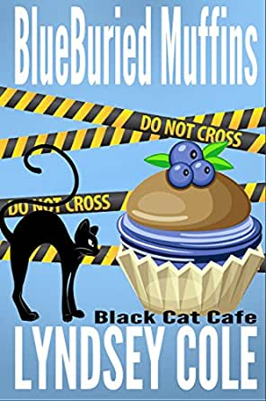 Black Cat Cafe Cozy Mystery Series