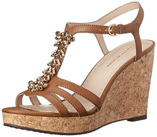 Wedge Sandal Women's Cuoio Vittadini Footwear Canis Adrienne BwEOIXqw