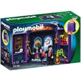 Playmobil 5638 - Laboratorio dei Mostri, Multicolore