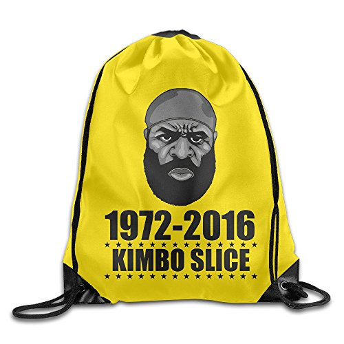 TopSeller Kimbo Slice The King Of The Web Brawlers Drawstring Backpacks Bags For (Combat Web Pack)