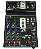 Best Peavey Electric Jacks - Peavey PV 6 Non-Powered Mixer Review