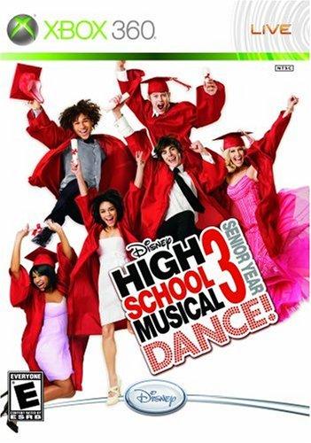 High School Musical 3 Senior Year Bundle with Mat