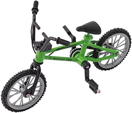 [해외]WHER Finger Alloy Bicycle Model Mini MTB BMX Fixie Bike Boys Toy Creative Game Gift / WHER Finger Alloy Bicycle Model Mini MTB BMX Fixie Bike Boys Toy Creative Game Gift