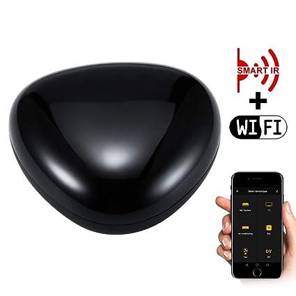 Amazon com: Konesky WiFi Smart IR Hub | Universal Remote