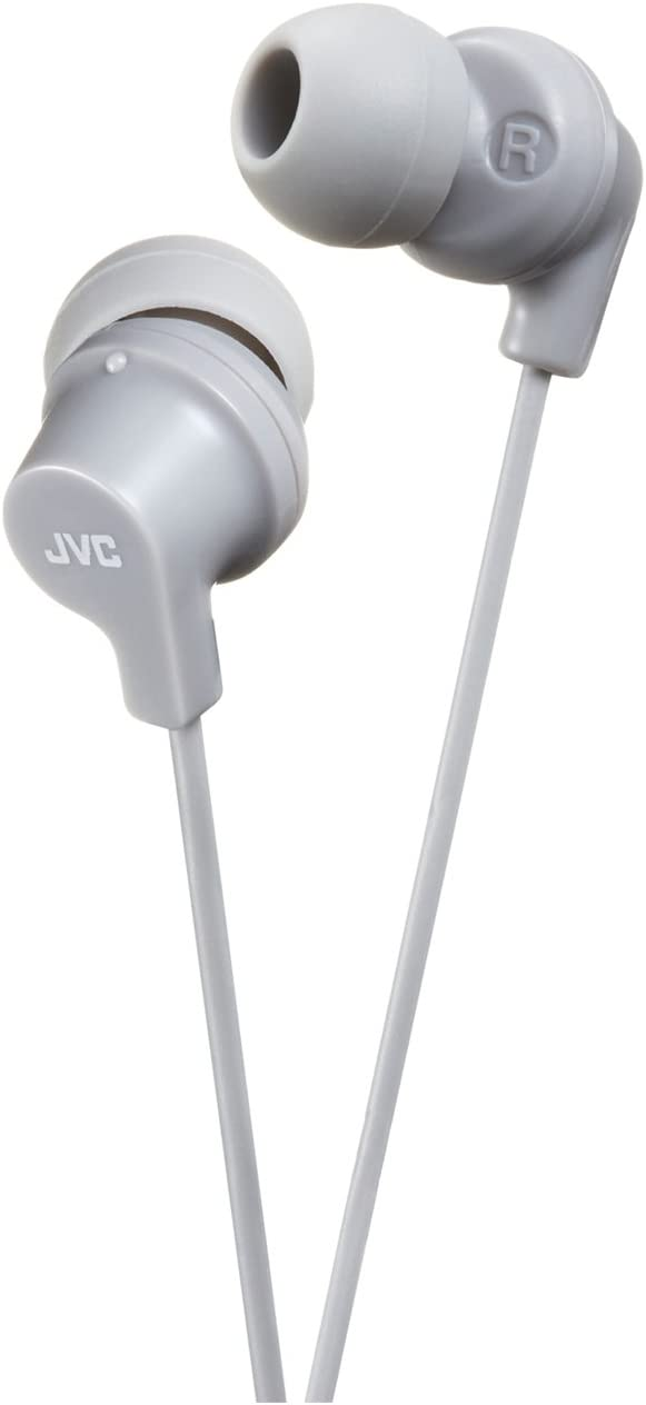 JVC - Auriculares de Tipo Interno con Sonido Potente
