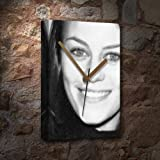 Seasons Cassidy Freeman - Canvas Clock (A5 - Signed by The Artist) #js004