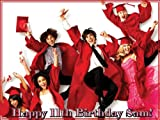"Single Source Party Supply - High School Musical Edible Icing Image #7-8.0"" x 10.5"" by Single Source Party Supplies"