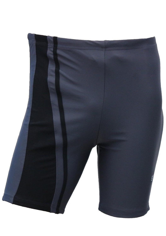 Romano Men's Grey Swim Wear