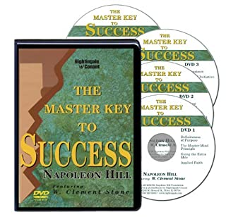 The Master Key To Success (4 DVDs) (1938774744)   Amazon