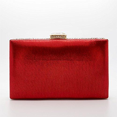 Sac London femme femme Rouge Footwear London Footwear Sac Rouge UPwCq