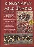 Kingsnakes and Milk Snakes