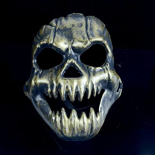 Máscara de Halloween Hombres Disfraces de purga de calavera de ...