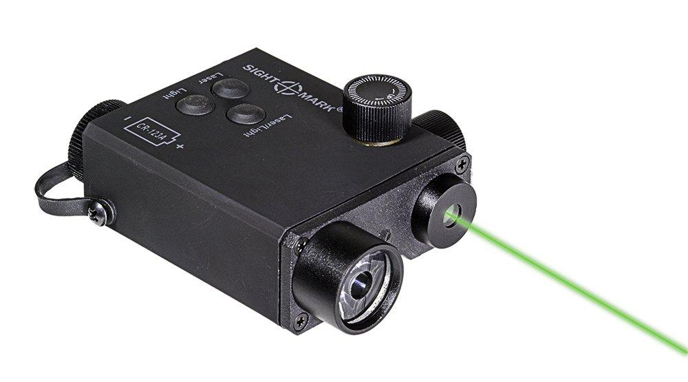 Sightmark LoPro Combo Green Laser/220 Lumen Flashlight by Sightmark