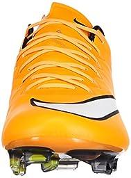 Nike Mercurial Vapor X Firm Ground-LASER ORANGE/BLACK/VOLT/WHITE (10)