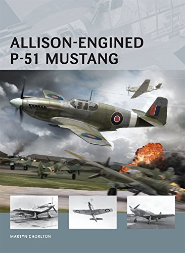 Allison-Engined P-51 Mustang, used for sale  Delivered anywhere in Canada