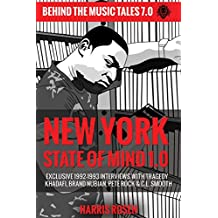 New York State of Mind 1.0 (Behind the Music Tales Book 7)