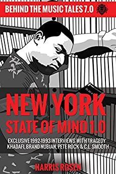 New York State of Mind 1.0 (Behind the Music Tales Book 7) by [Rosen, Harris]