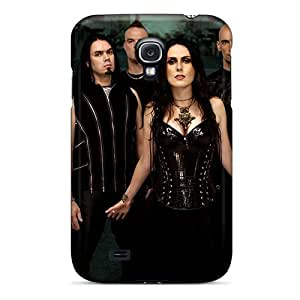 TDQSB4315heCWS Intimate Lovers Within Temptation Feeling Galaxy S4 On Your Style Birthday Gift Cover Case