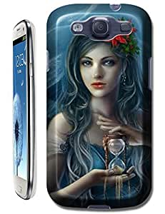 Sexy Cartoon Lady beautiful cell phone cases for girl Samsung Galaxy S3 i9300