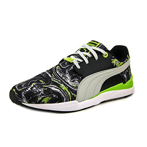 Puma Mens Future Trinomic Swift Marble Lx Sneakers Nero / Grigio