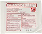 Magic Bullet Suppository Part No. CCMB100