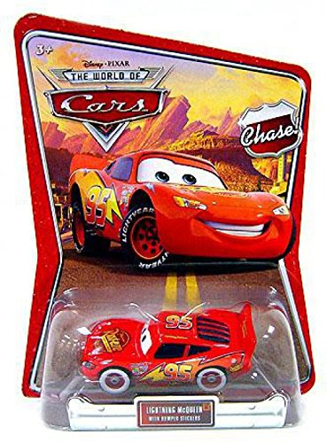 Disney Pixar Cars the World of Cars Lightning Mcqueen with B
