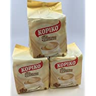 Kopiko Blanca 3 in 1 Creamy Coffee Mix (30 sachets x 30 grams)