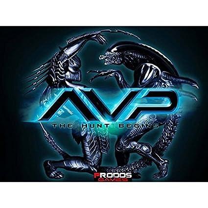 AvP Alien Royal Guard Board Game by Ninja Division: Amazon ...