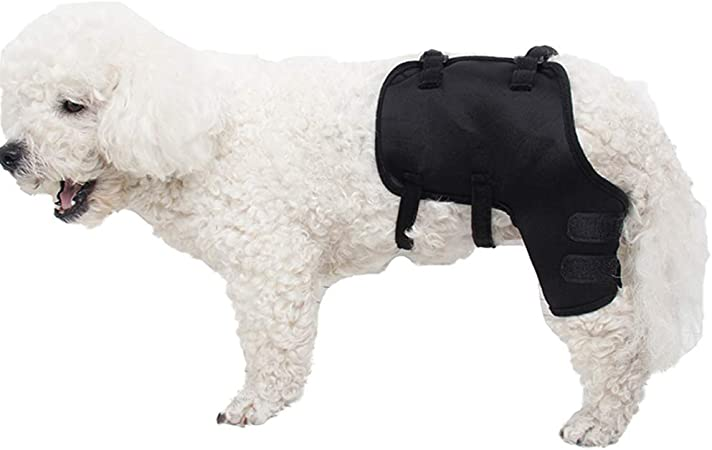 MOCOHANA Black Dog Knee Support Sleeve