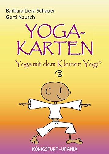 Yoga-Karten: Yoga mit dem kleinen Yogi Sondereinband – 15. Oktober 2014 Gerti Nausch Barbara Schauer Königsfurt-Urania Verlag B00KC4Y3J8