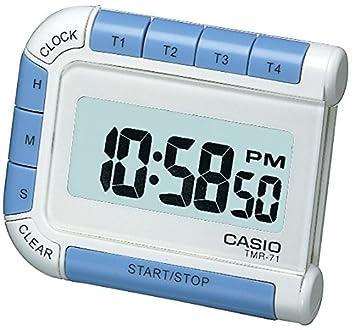 Casio timer TMR-71-7JH White Japan Import