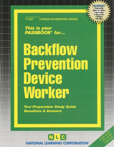 Backflow Prevention - 5