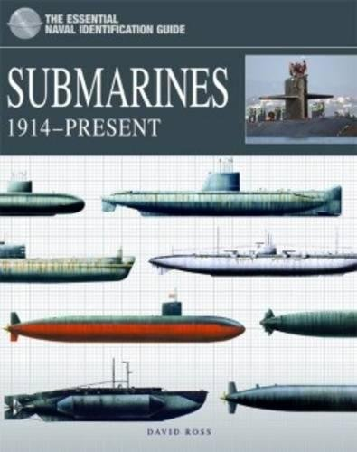 resent (The Essential Naval Identification Guide) (World War 1 German Submarines)