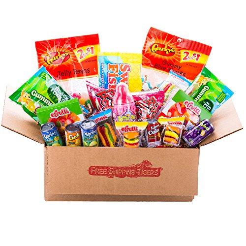 Mega Super Fun Candy Gift Pack (Mega 20 Candies!!!)