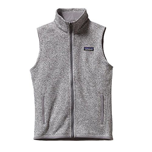Patagonia Better Sweater Vest, Birch White, SM (Women's 4-6) from Patagonia