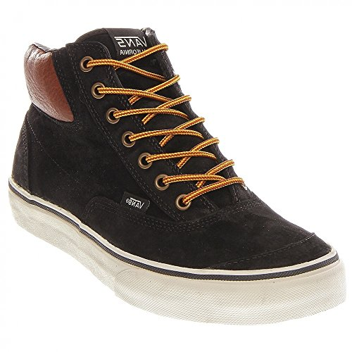 Vans - Zapatillas para hombre Multicolor Black/brown