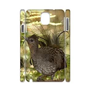 Lyrebird 3D-Printed ZLB570746 Brand New 3D Cover Case for Samsung galaxy note 3 N9000