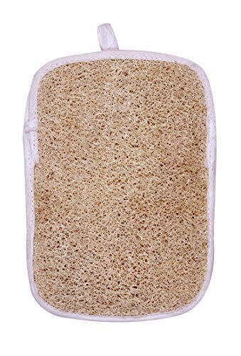 Bare Essentials Ablong Loofah Pad