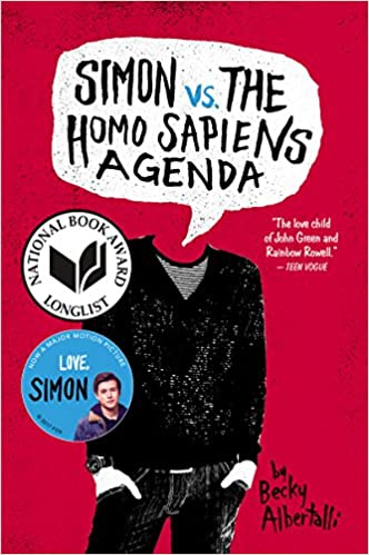Amazon.com: Simon vs. the Homo Sapiens Agenda (9780062348685): Becky Albertalli: Books